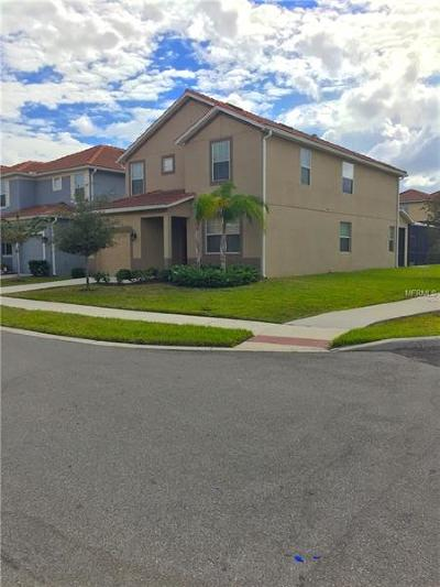 Kissimmee Single Family Home For Sale: 8948 Bismarck Palm Road