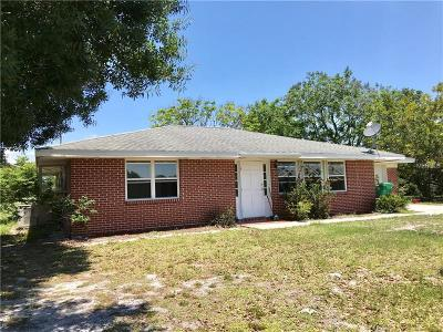 Single Family Home For Sale: 3321 Daytona Drive