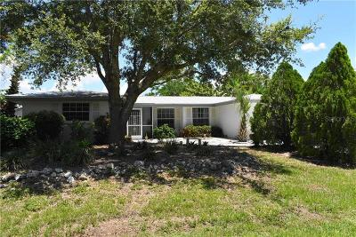 Harbour Heights Single Family Home For Sale: 27270 San Marco Drive