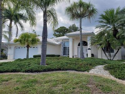 Port Charlotte Single Family Home For Sale: 2805 Cabaret Street