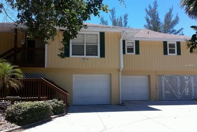 Englewood Single Family Home For Sale: 7090 Manasota Key Road