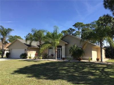 Punta Gorda Single Family Home For Sale: 25925 Prada Drive