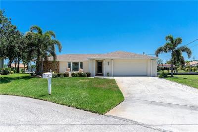 Port Charlotte Single Family Home For Sale: 144 SW Leland Street
