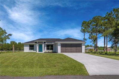 Port Charlotte Single Family Home For Sale: 3451 Swanee Road