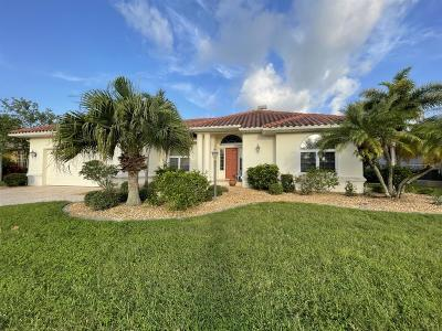 Punta Gorda Single Family Home For Sale: 483 Monaco Drive
