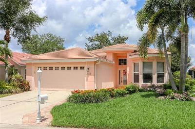 Port Charlotte Single Family Home For Sale: 3211 Village Lane