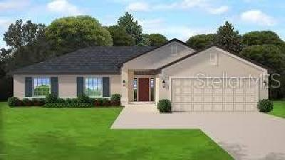 North Port Single Family Home For Sale: 2266 Minerva Road