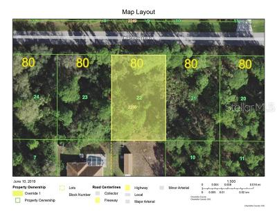 Residential Lots & Land For Sale: 23421 Mac Dougall Avenue