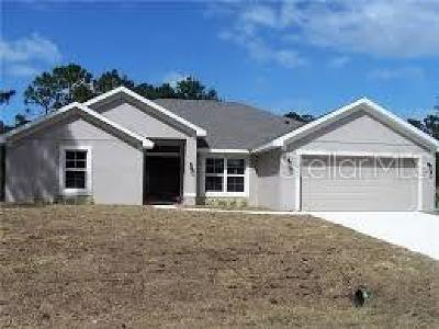 Single Family Home For Sale: 4610 Clarke Street