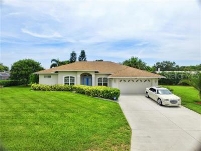 Venice FL Single Family Home For Sale: $389,900
