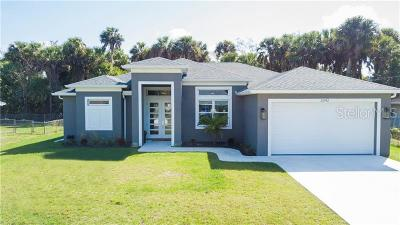 Port Charlotte Single Family Home For Sale: 21027 Delake Avenue