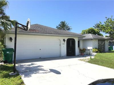 Punta Gorda Single Family Home For Sale: 26113 Tattersall Lane