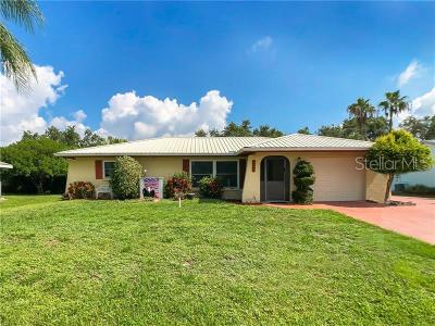 Port Charlotte Single Family Home For Sale: 23154 Westchester Boulevard