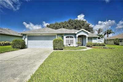 North Port Single Family Home For Sale: 2289 Charleston Park Drive