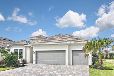 Punta Gorda Single Family Home For Sale: 25121 Golden Fern Drive