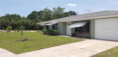 North Port Single Family Home For Sale: 5108 Cambay Street