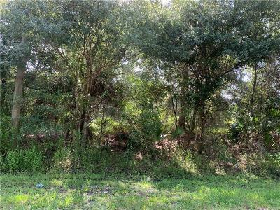 North Port Residential Lots & Land For Sale: Gainsboro Street