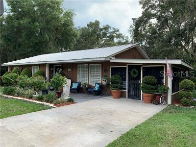 Arcadia Single Family Home For Sale: 1109 N Arcadia Avenue