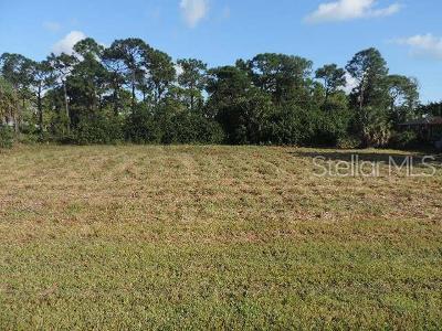 Port Charlotte Residential Lots & Land For Sale: 13064 Proctor Avenue