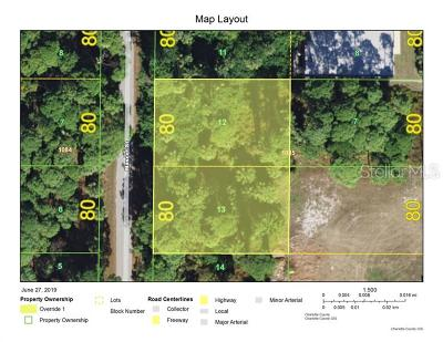 Residential Lots & Land For Sale: 384 Mascot Street