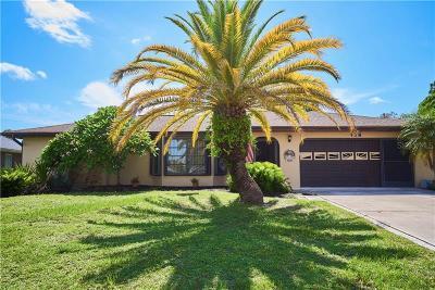 Port Charlotte Single Family Home For Sale: 438 Millport Street NW