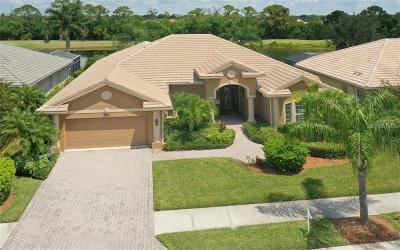 North Port Single Family Home For Sale: 5052 White Ibis Drive