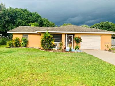 Port Charlotte Single Family Home For Sale: 1350 Arrow Street
