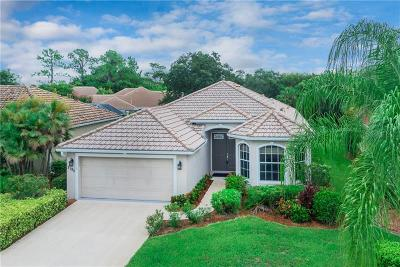 North Port Single Family Home For Sale: 5190 Pine Shadow Lane