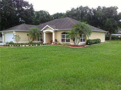 Arcadia Single Family Home For Sale: 1643 NE Voss Oaks Circle
