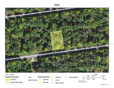 Residential Lots & Land For Sale: 23182 Glen Avenue