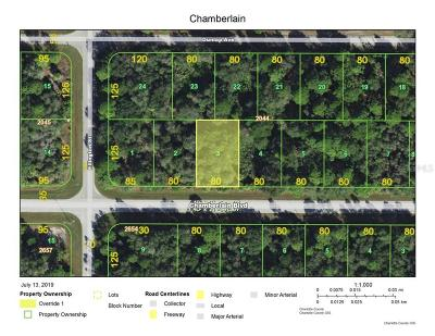 Residential Lots & Land For Sale: 14226 Chamberlain Boulevard