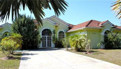 Port Charlotte Single Family Home For Sale: 2183 Wood Street