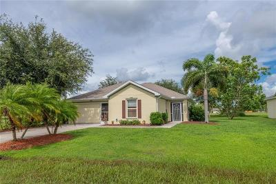 Punta Gorda Single Family Home For Sale: 16108 Badalona Drive