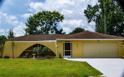 Port Charlotte Single Family Home For Sale: 23137 McMullen Avenue