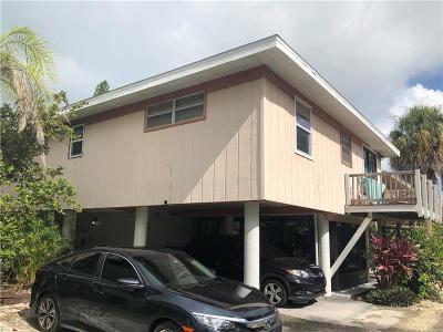 Bradenton Beach Multi Family Home For Sale: 2415 Avenue B #A