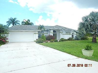 Punta Gorda Single Family Home For Sale: 25317 Ojibway Court