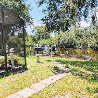 Single Family Home For Sale: 3487 Knox Terrace