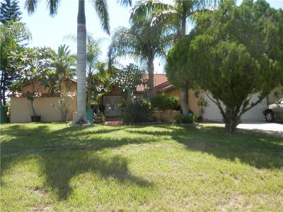 Port Charlotte Single Family Home For Sale: 3274 Sunrise Trail