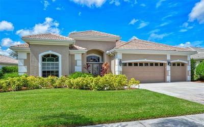 North Port Single Family Home For Sale: 5255 Pine Shadow Lane