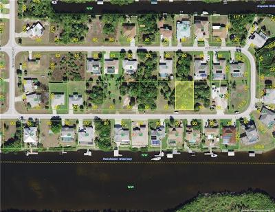 Port Charlotte Residential Lots & Land For Sale: 18559 Arapahoe Circle