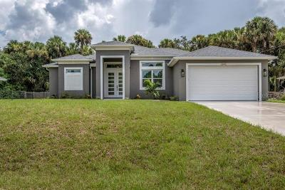 Port Charlotte Single Family Home For Sale: 14126 Hendricks Avenue