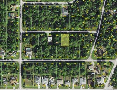 Port Charlotte Residential Lots & Land For Sale: 14167 Stacks Avenue