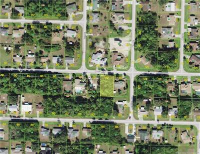 Port Charlotte Residential Lots & Land For Sale: 20285 Astoria Avenue