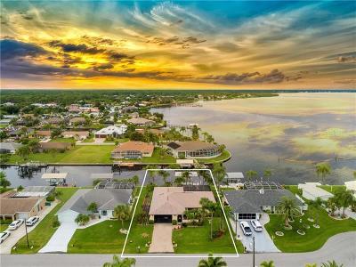 Port Charlotte Single Family Home For Sale: 5185 Neville Terrace