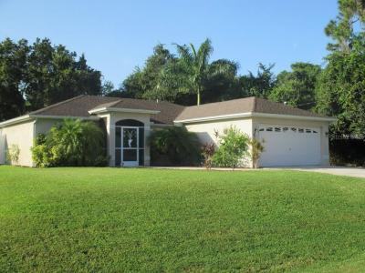 North Port Rental For Rent: 4550 Fernway Drive