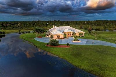 Punta Gorda Single Family Home For Sale: 17400 White Water Court