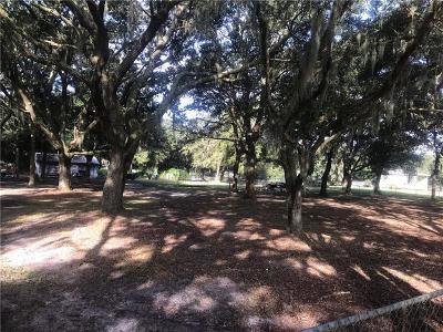 Lakeland Residential Lots & Land For Sale: 1540 Walker Road
