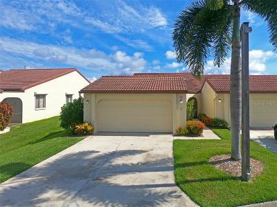 Charlotte County Villa For Sale: 3830 Bal Harbor Boulevard #9