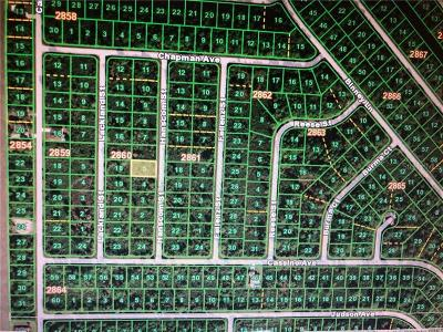 Residential Lots & Land For Sale: 451 Hanscom Street