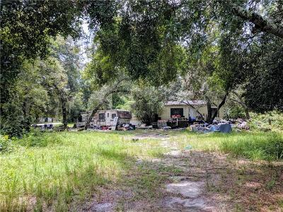 Spring Hill Mobile/Manufactured For Sale: 17912 Rockledge Avenue